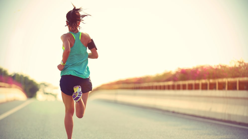 Vad är det egentligen som gäller för löpning i värme?