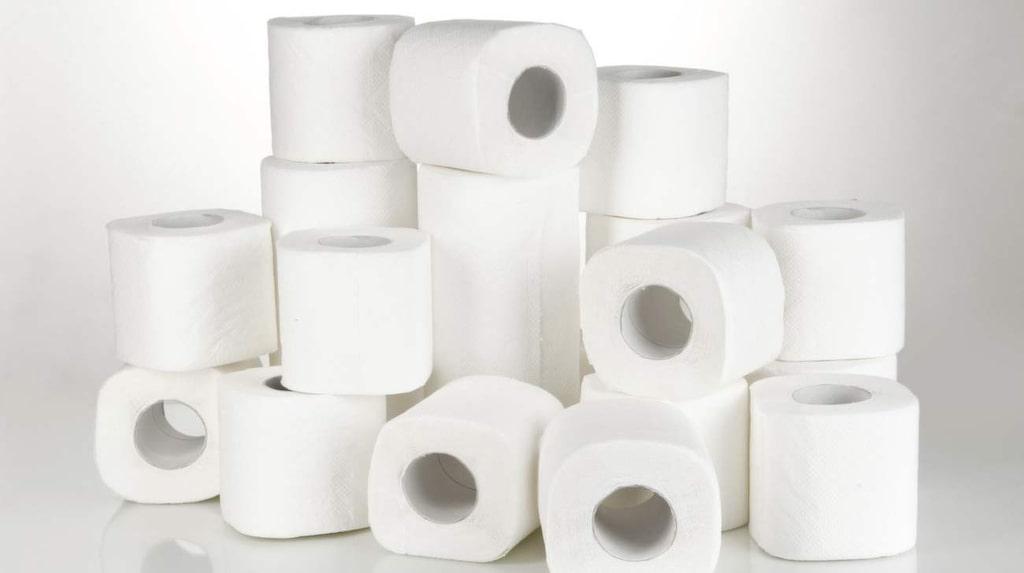 Och vad händer med alla halvtomma toapappersrullar?