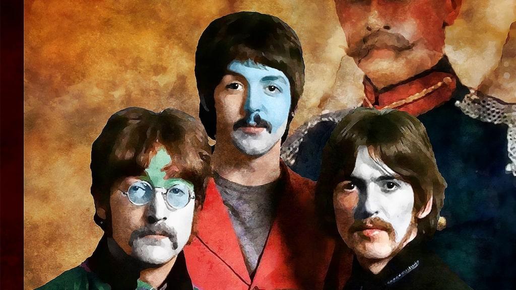 """""""The Beatles, SGT Pepper"""" av Per Siwmark"""