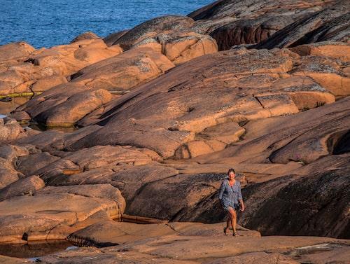 Klipporna i Geta tar hem priset som Ålands vackraste.