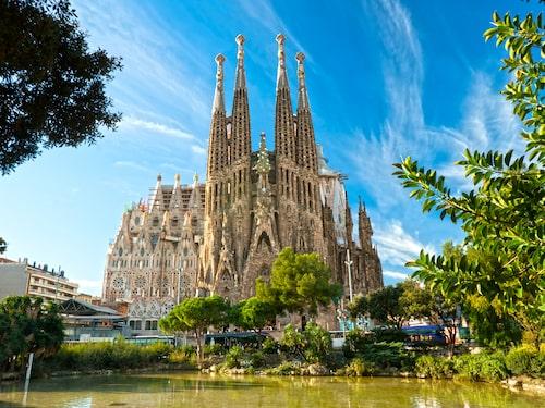 Barcelona kvalar in på en sjätte plats.