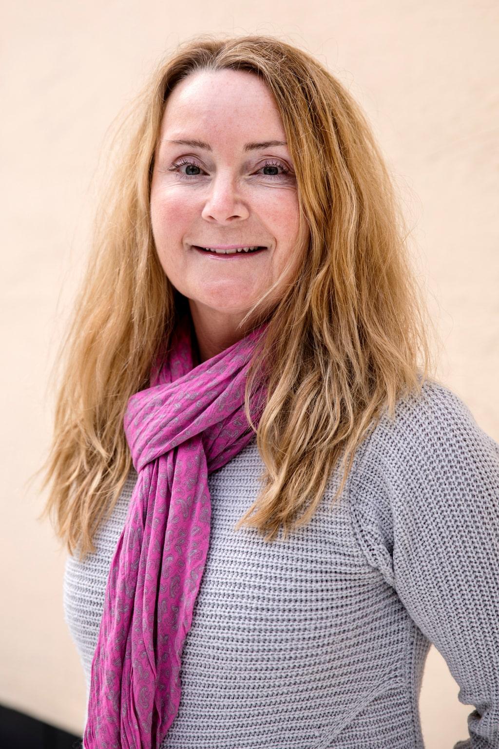 Therese Eriksson Zetterqvist är samordnande barnmorska på frågetjänsterna hos Umo.se och 1177.se.