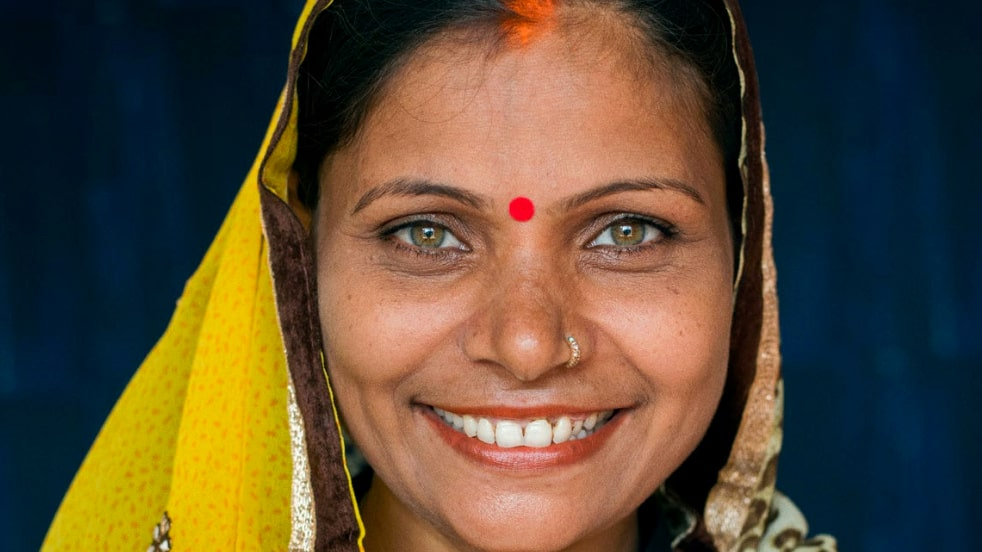 """Ikeas nya kollektion """"Innehållsrik"""" är ett samarbete med kvinnor i Indien."""