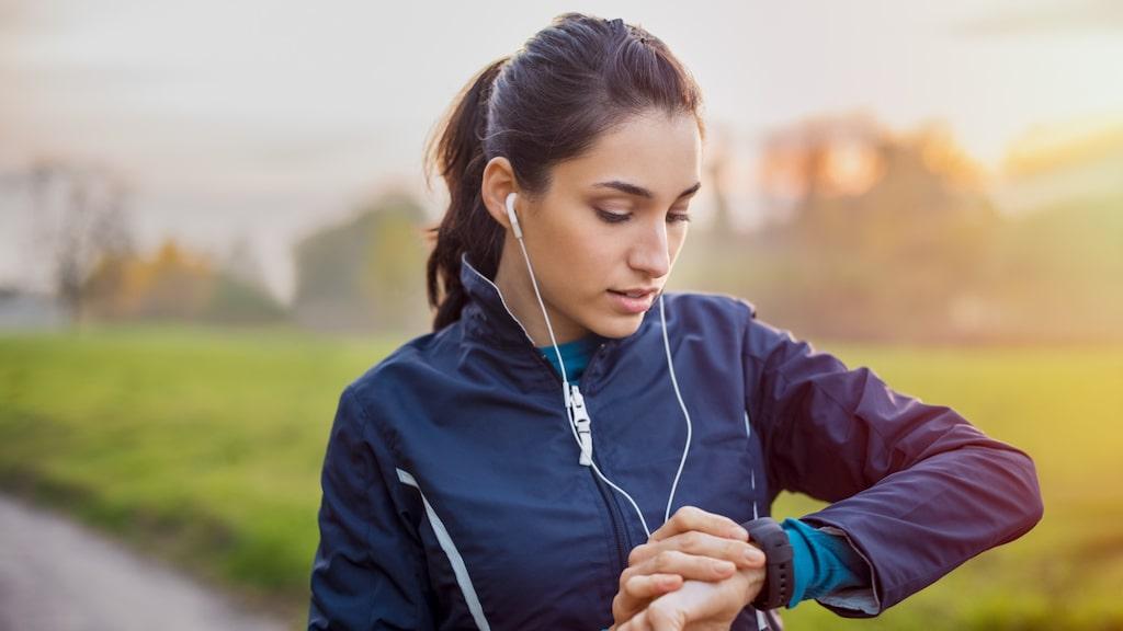 Allt från sportklockor, hörlurar och träningstights!