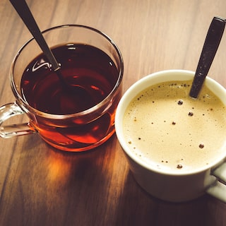 kaffe och te