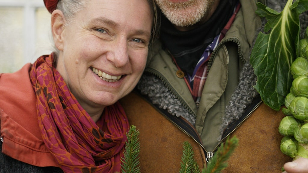 Marie och Gustav leder  Mandelmann leder TV4:s julaftonsfirande.