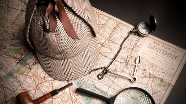 Upplev London ur olika filmers perspektiv – bland annat Sherlock Holmes.