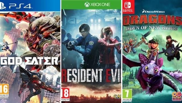 nya spel som kommer ut 2019 till pc