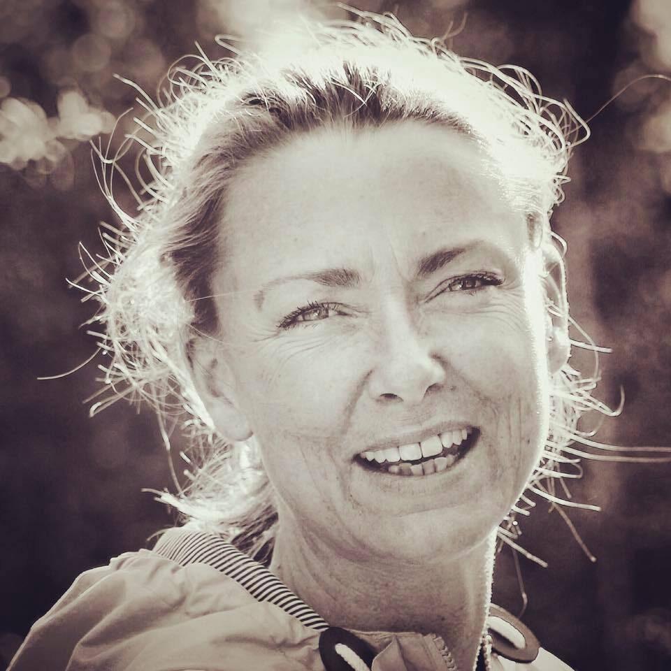– Jag är nyfiken på vad som händer när badkarskanten inte räcker längre, säger Mia Waernborg.