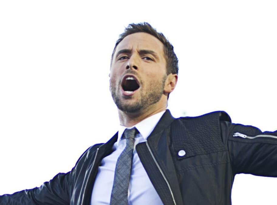<strong>MÅR DU BRA AV ATT SJUNGA?</strong><br>– Jag mår fantastiskt bra av att sjunga och det utlöser adrenalin. Helst sjunger jag rockigt och pop, lite Coldplayaktigt, säger allsångsledaren Måns Zelmerlöw.