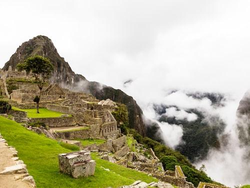 En av världens mest mytomspunna leder – Inkaleden – finns i Peru.