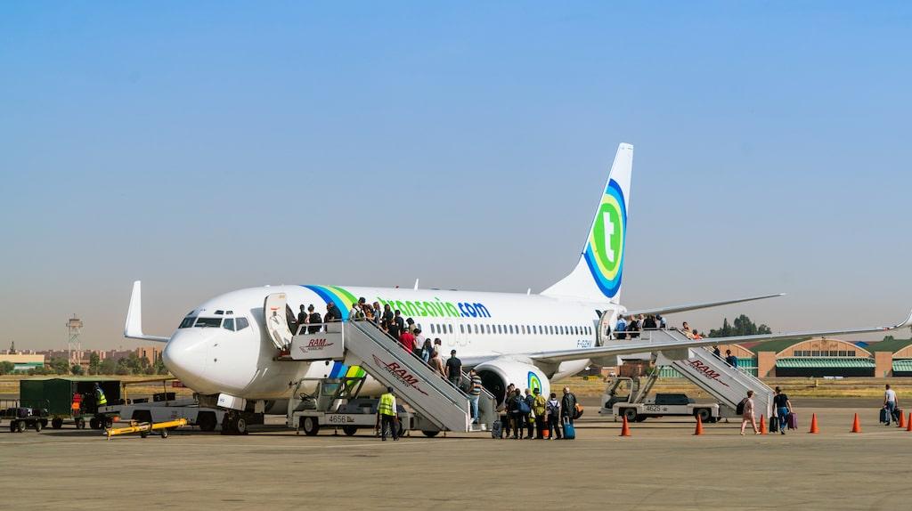 En passagerares stank så mycket på flyget mot Gran Canaria att flera andra passagerare spydde och svimmade ombord.