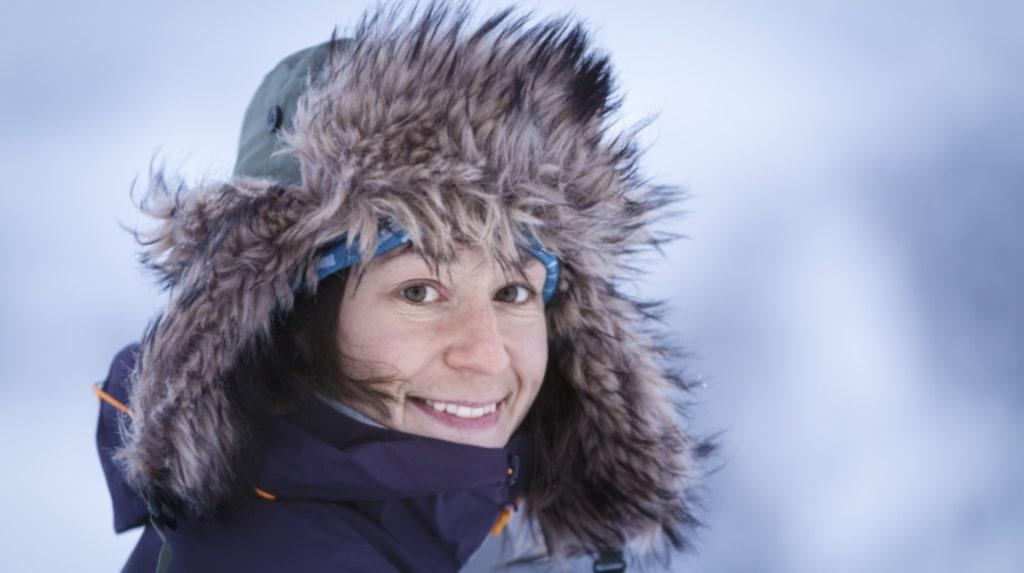 """<p>Johanna korades till """"Årets kvinnliga äventyrare"""" förra året.</p>"""