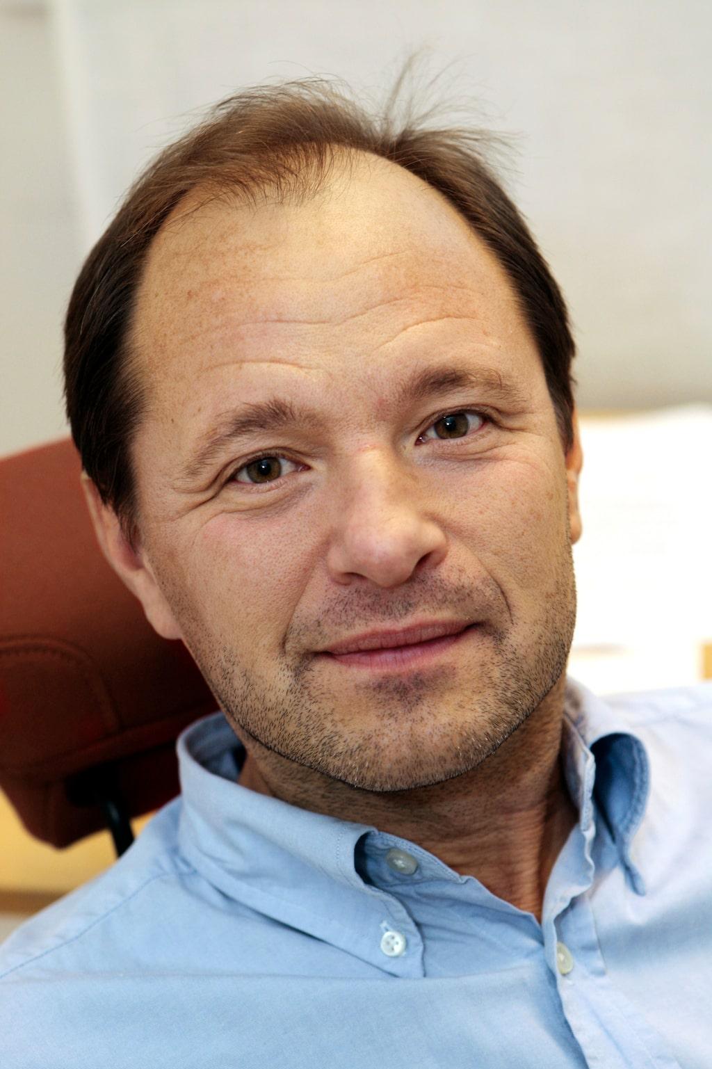 Björn Olsen, professor, Institutionen för medicinska vetenskaper, Infektionssjukdomar, Uppsala Universitet.