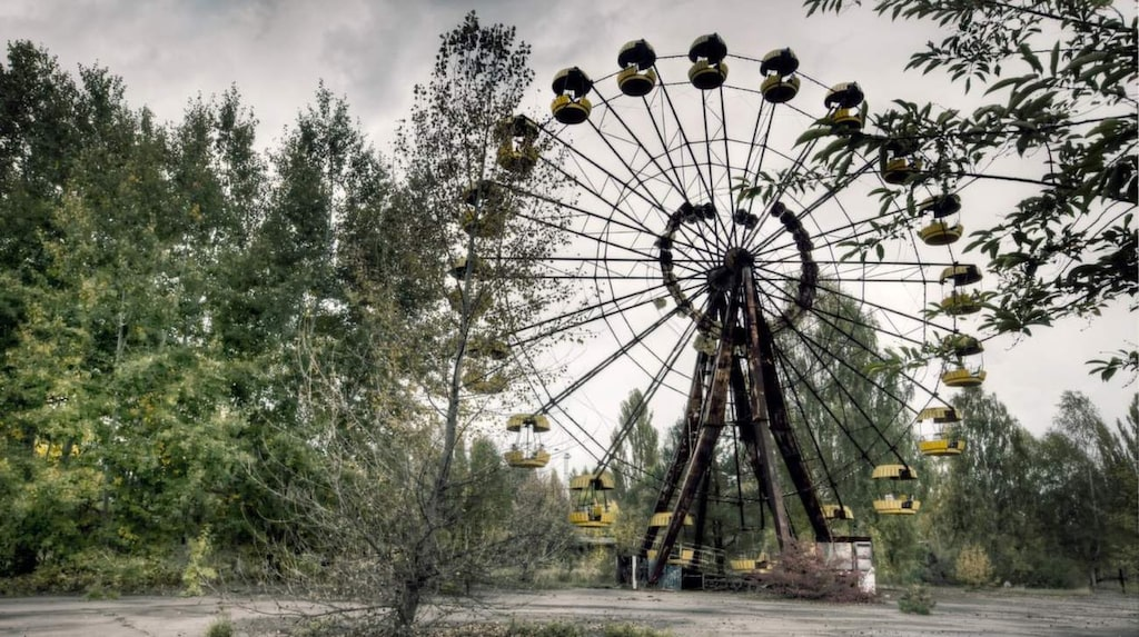 "<p>Nöjespark i Ukraina. Foto: <a target=""_blank"" href=""https://www.facebook.com/media/set/?set=a.619190198161176.1073741935.194936157253251&amp;type=3"">Facebook/RebeccaLitchfieldPhotography</a></p>"