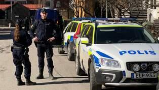 Polisen undersoker misstankt dopning