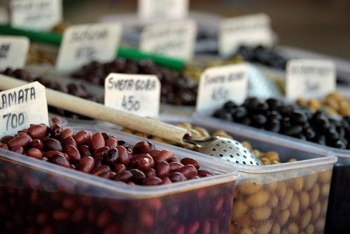 Kalenic är bara en av Belgrads marknader med en uppsjö av lokala och färska produkter.
