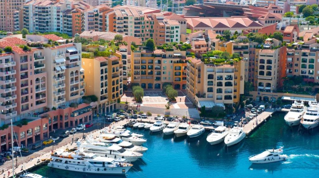 ...och allra dyrast vintern 2015 är Monaco.