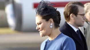 Nya bilder pa prinsparet