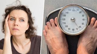ökar i vikt utan anledning