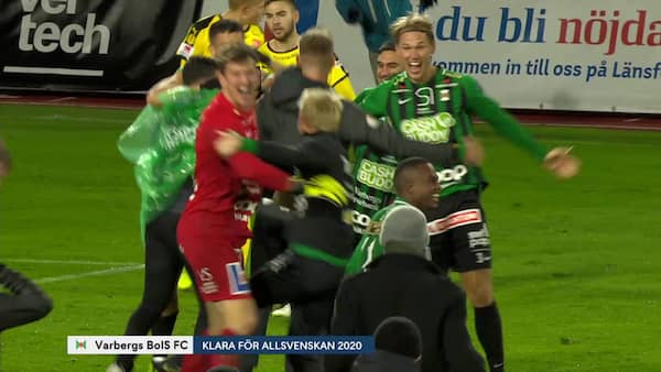Varberg Klart For Allsvenskan 2020