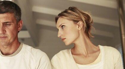 Män räknar inte med att äktenskapet kan sluta i skilsmässa. Personerna på bilden har inget med artikeln att göra.