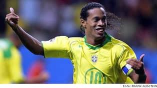Brasilien vann i kvalet