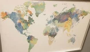 Nu Hanas Kartan Fran Ikea Avslojade Att Nya Zeeland Saknas