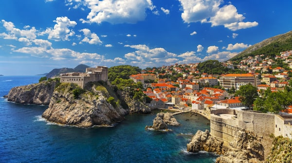 Dubrovnik anses vara en av världens vackraste städer.