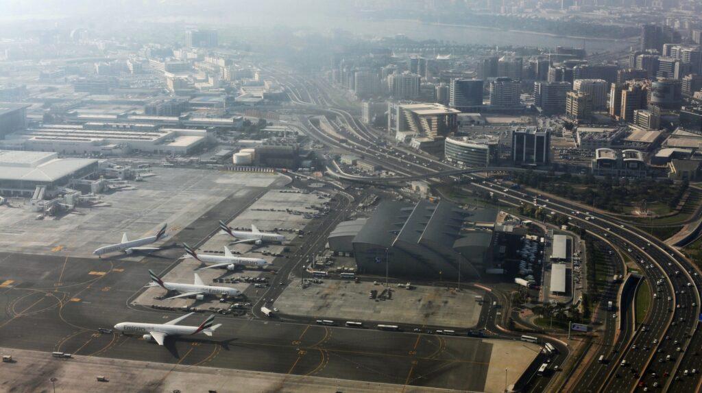 Största internationella flygplatsen ska bli ännu större.