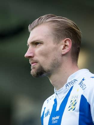 Sebastian Eriksson lämnar Blåvitt. Foto  MICHAEL ERICHSEN   BILDBYRÅN b8bc8983f8ab2