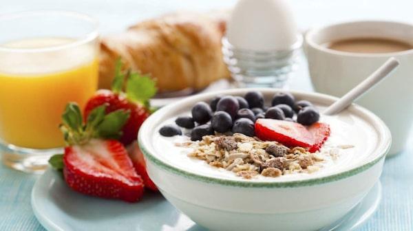 Det ultimata frukostmålet består av näringsrik mat med lågt GI.