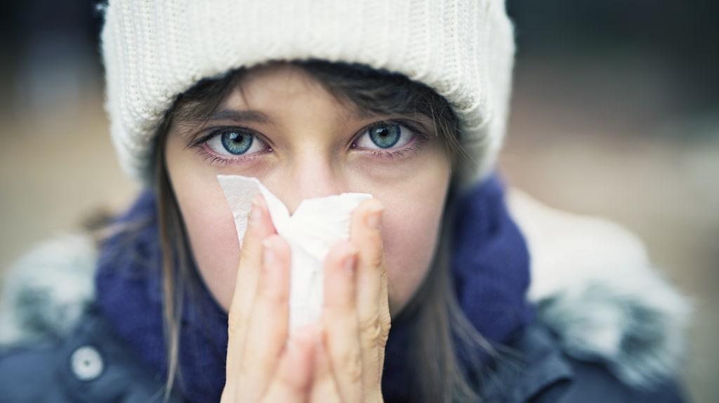 Med hösten kommer alla förkylningar och influensor...