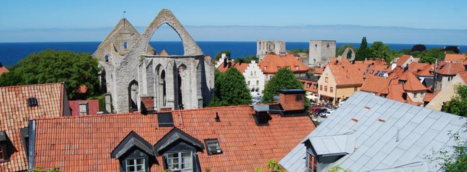 Turisterna slösar so aldrig förr. Gotland bland de som ökar mest.