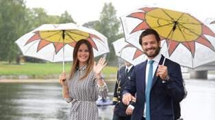 Prinsessan Sofia väljer svensk design i Värmland