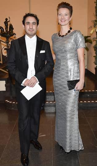 Getingbetyg – här är årets Nobelklänningar
