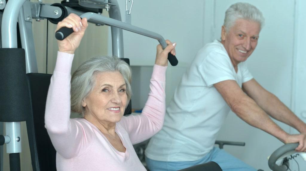 Regelbunden träning kan förlänga livet med flera år.