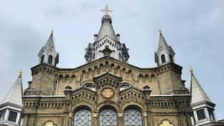 Sankt Pauli mellersta kyrkogrd in Malm, Skne ln - Find A