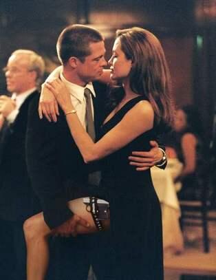 Angelina Jolie som är hon dating