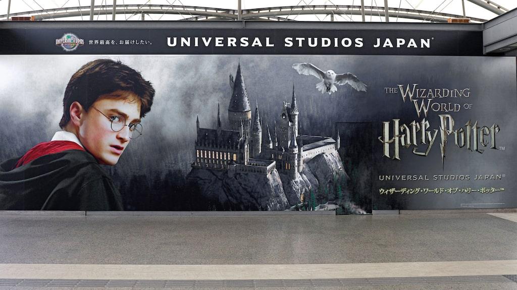 Intresset för Harry Potter ser inte ut att svalna.