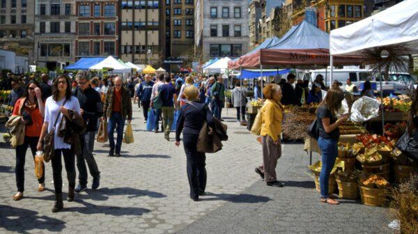 Greenmarket Farmers Market – den största och den bästa är på Union Square