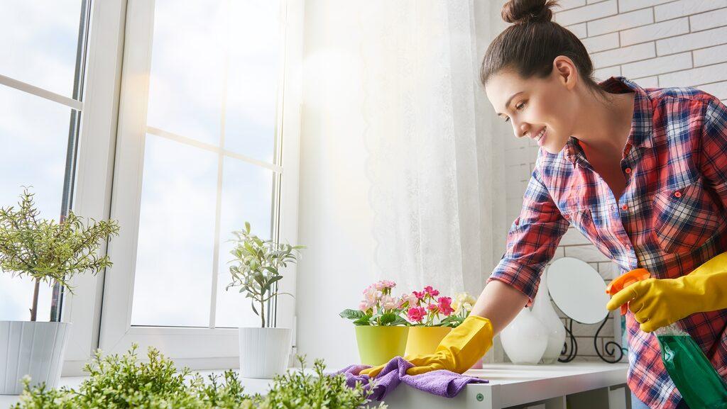 Städa och tvätta på rätt sätt för att få ett hem med betydligt färre bakterier. Här får du reda på hur experten städar för att slippa otrevliga bakterier och ovälkomna smittor.