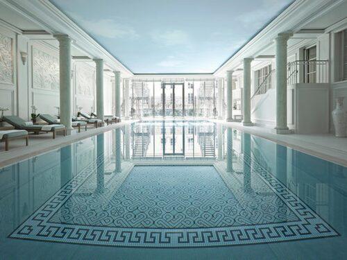 Shangri-La Hotel Paris -– Paris, France
