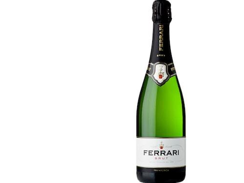 Ferrari är ett av de mer kända mousserande vinerna från trakten.