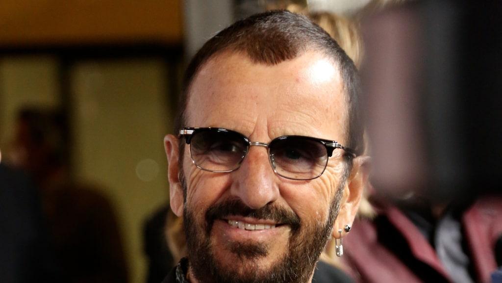 Ringo Starr var den siste som blev medlem i gruppen The Beatles, soms edan bestod av samma medlemmar.