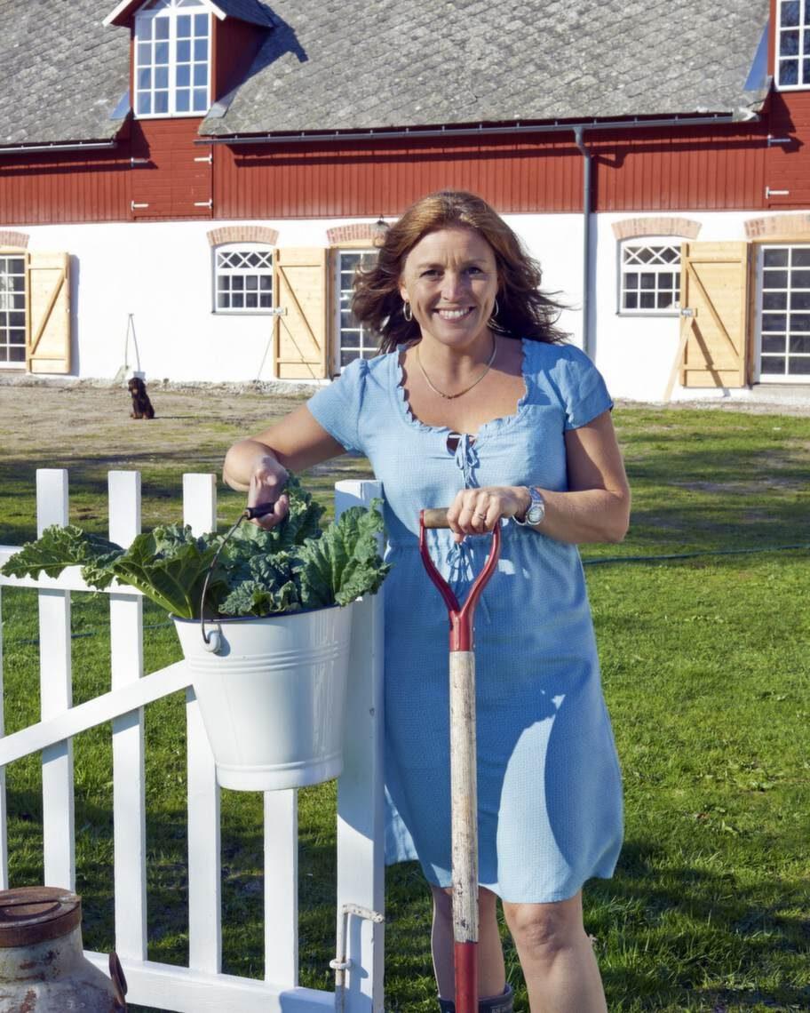Gotländsk GI. GI&hälsas expert Ulrika Davidsson har öppnat restaurangen Hemma hos Ulrika i en renoverad ladugård i Rone på Gotland.