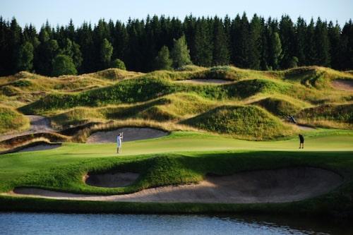 Sand Golf Club.