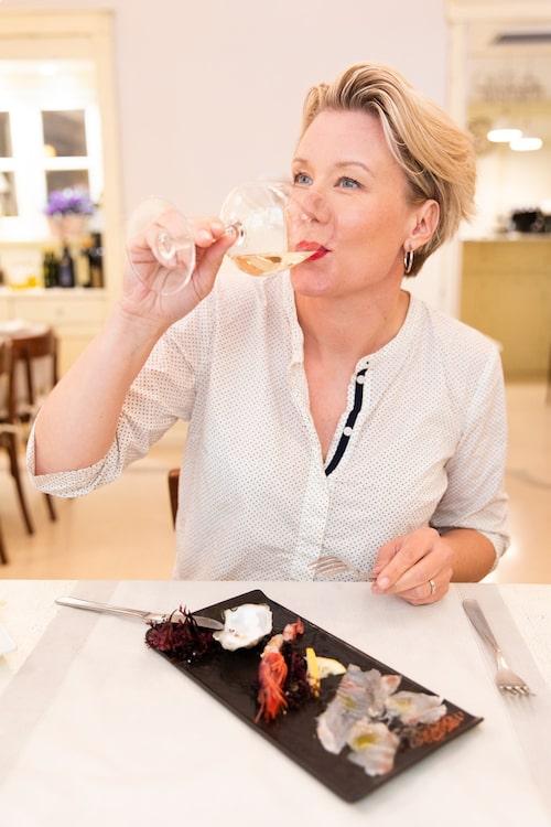 Bistrot Julia i är en favoritrestaurang i Moneglia.