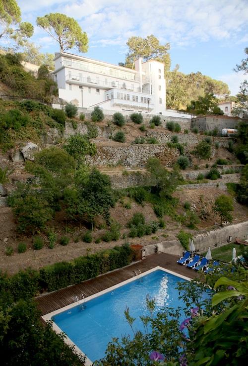 Villa Termal das Caldas de Monchique Spa Resort.