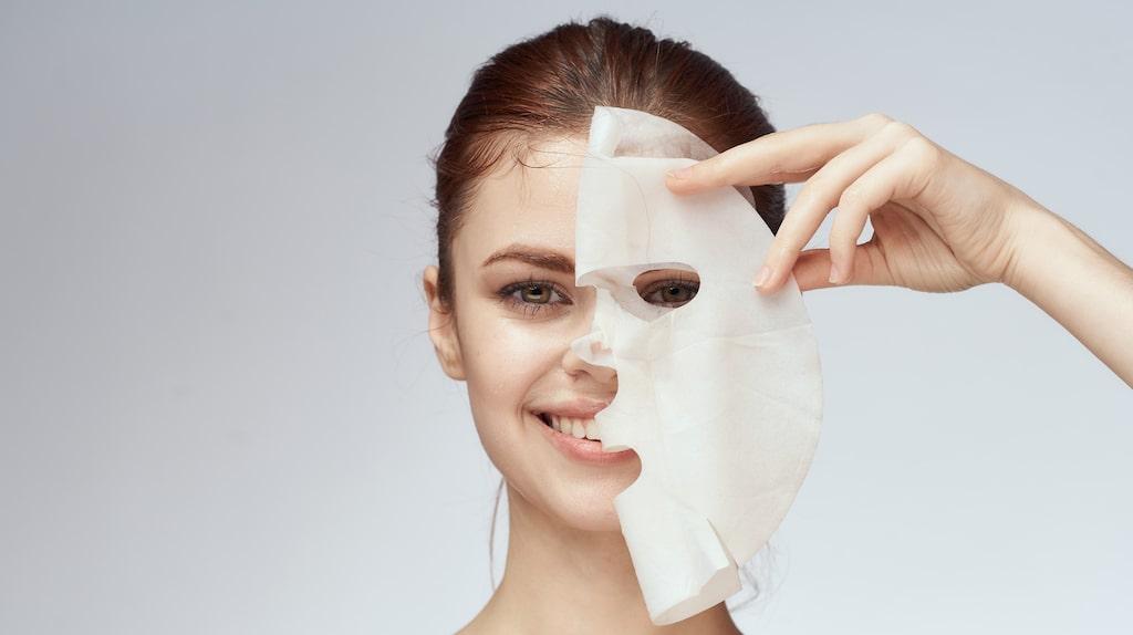 Sheet masks eller arkmasker som de också kallas kommer från början från Sydkorea.